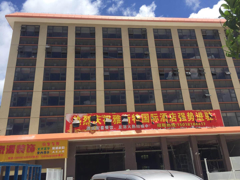 珠海南水新建酒店白蚁预防工程
